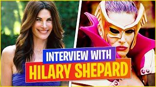 Shepard hilary Hilary Shepard