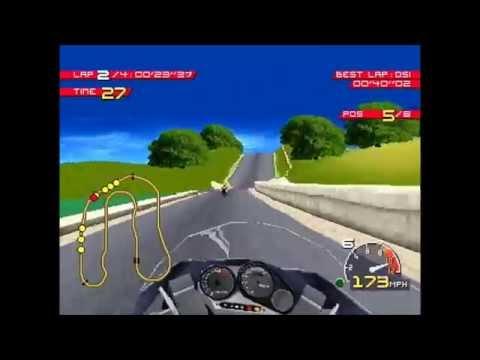 Moto Racer (PS1) |