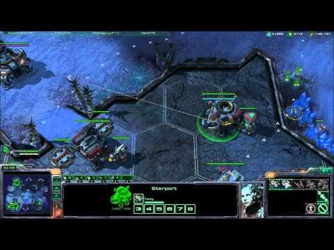 Terran Tips and Tricks - Starcraft 2 - Part 2 of 2