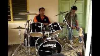 inai di jari s.jibeng cover by the garland band