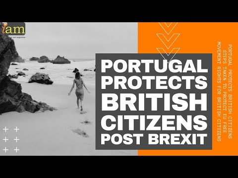 Portugal Protects British Citizens Post Brexit