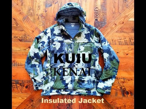 80136e01a0853 KUIU KENAI Insulated Jacket Review - YouTube