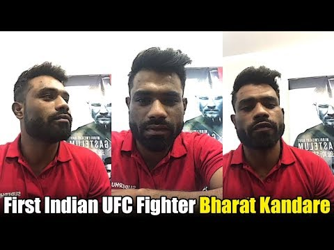 Bharat Kandare's fight against Yadong Song pre fight interview (HINDI)