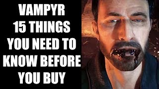 видео Vampyr