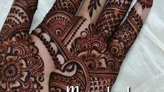 Mehndi designs Duniya (Luka Chuppi)Song Download, Dhavani Bhanushali, Akhil Mp3 Song