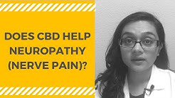 CBD OIL FOR NEUROPATHY (NERVE PAIN)