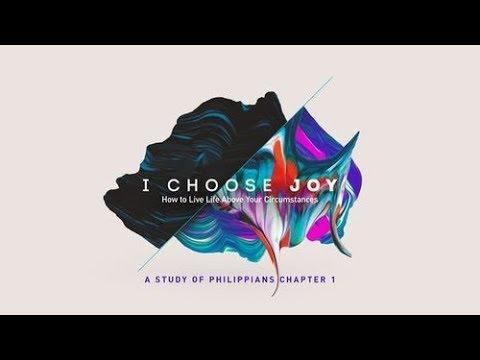 I Choose Joy - Part 3: The Power of Hope with Chip Ingram