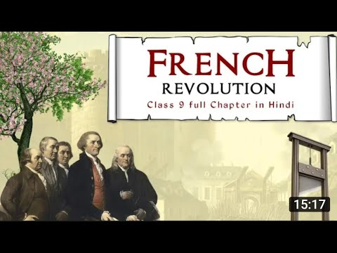 French Revolution in Hindi