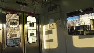 JR武蔵野線209系500番台Ⅿ84編成(元C508編成)各駅停車東京行き 南流山~新松戸