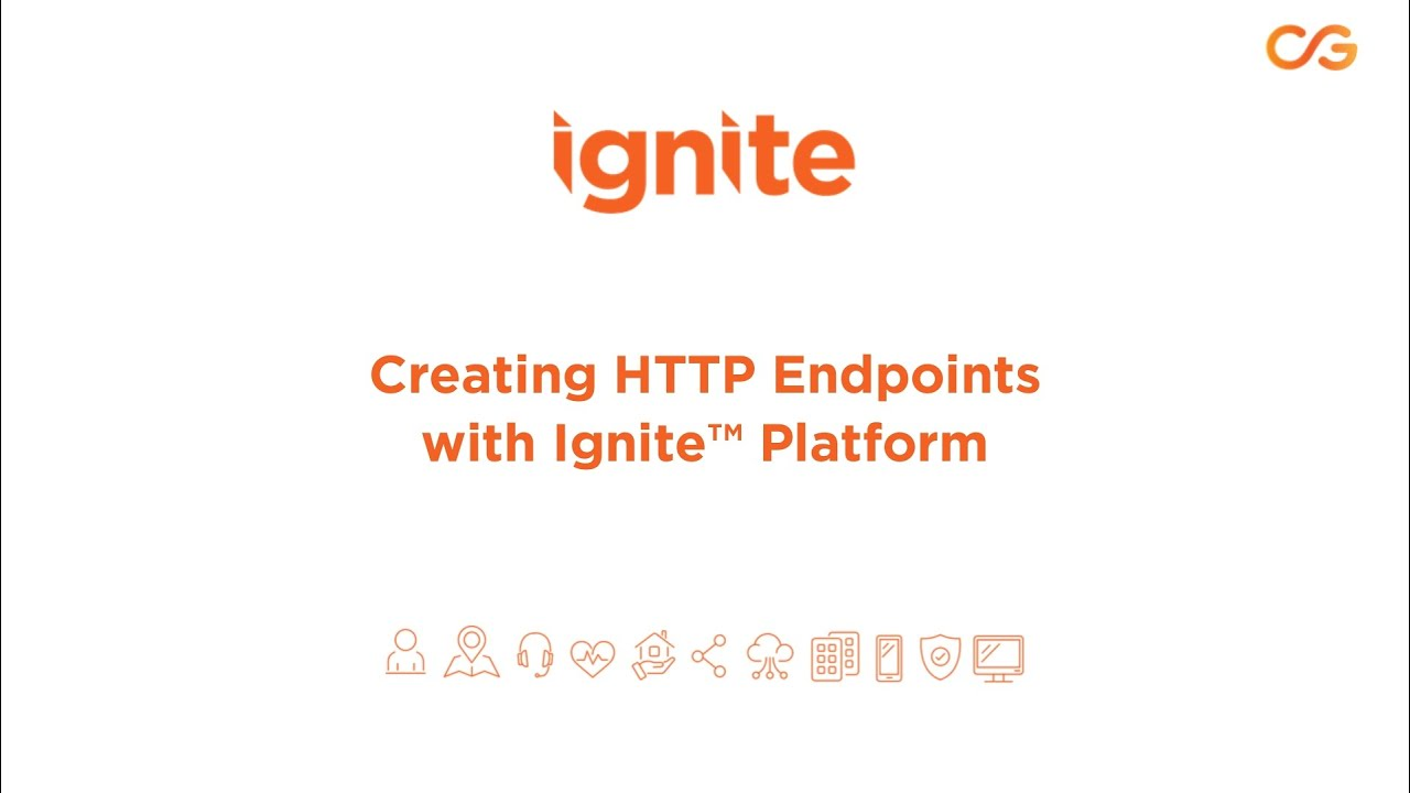 Creating HTTP Endpoints with Ignite Platform