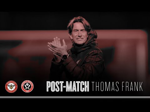 Thomas Frank post Sheffield Utd