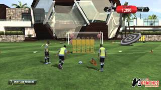 One of NepentheZ's most viewed videos: FIFA 13 SKILL GAMES Free Kicks (4/8)