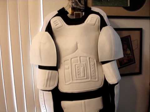 Stormtrooper Costume Review & Stormtrooper Costume Review - YouTube