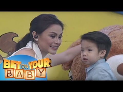 Bet On Your Baby: Baby Dome Challenge With Mommy Vanna and Baby Tyler