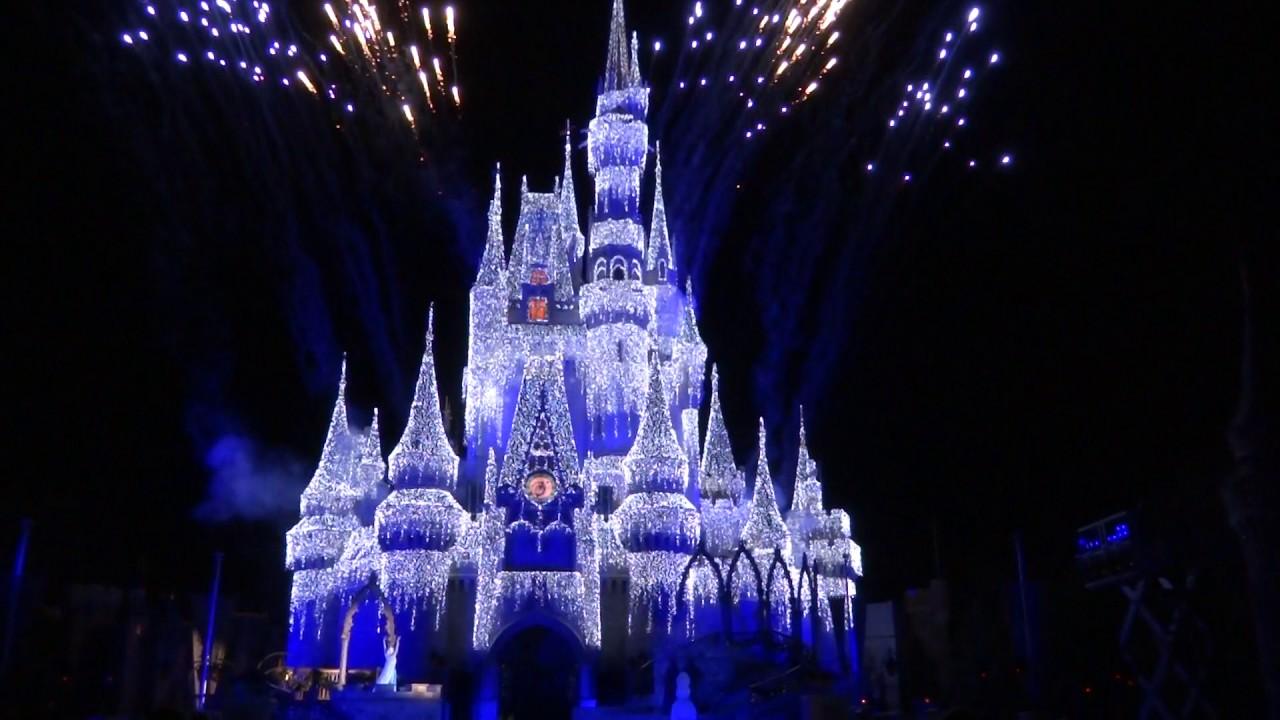 Verbazingwekkend Elsa betovert het kasteel in een ijskasteel - YouTube SM-55