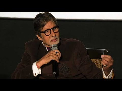 'AN INVESTMENT IN KNOWLEDGE PAYS THE BEST INTEREST' - By Bollywood Actor Amitabh Bachchan