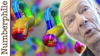 Hunt for the Elusive 4th Klein Bottle - Numberphile