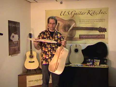 Sep 7-9 (NEW) Woodcraft Leesburg, VA Acoustic Guitar Building Class with Scott Dixon