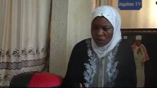 ojo nla with Fadilat Sheik Abdul Qudri Babatunde Muhammed Jamiu (Amir Jayiz Of Oyo State)