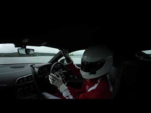 Audi driving experience 360 | Active Safety Slalom