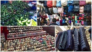 Турция 2019. Самый дешевый базар Чаршамба в октябре в Анталии. Часть 1/Море/Пансионат