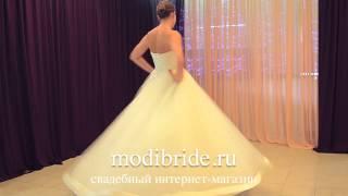 Платье Amour Bridal 1165 - www.modibride.ru Свадебный Интернет-магазин