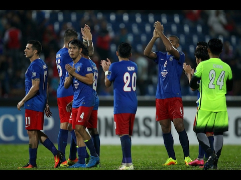 Johor Darul Ta'zim vs  Beoungket Angkor (AFC Cup 2017: Group Stage)