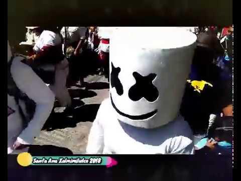 Carnaval De Santa Ana Xalmimilulco 2018