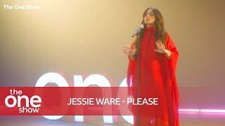 Jessie Ware - Please (Special Performance on The One Show)