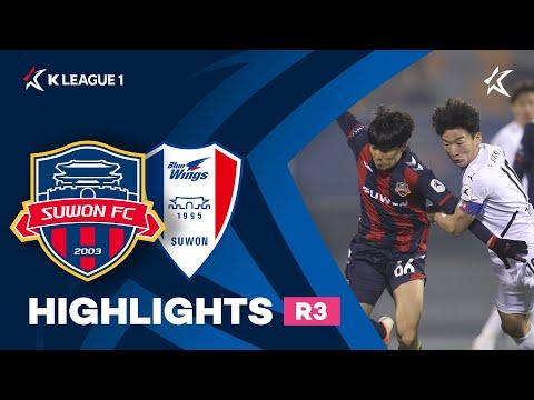 Suwon City Suwon Bluewings Goals And Highlights