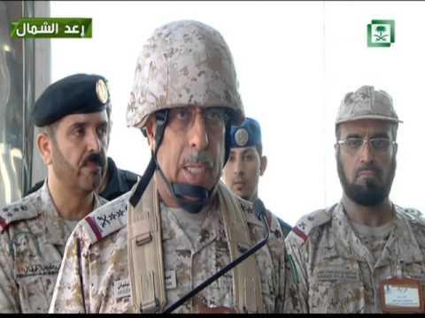 Учения Северный Гром в Саудовской Аравии, прямая трансляция