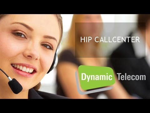 HIP callcenter - Demonstratievideo - Dynamic Telecom