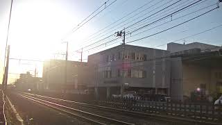 西武鉄道40104F 新宿線下り試運転 新狭山~南大塚