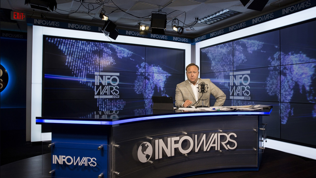 The Alex Jones Show - Truman Was Right About The CIA - 03/09/2017