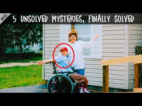 5 Unsolved Mysteries, Finally SOLVED By Surprising Twists