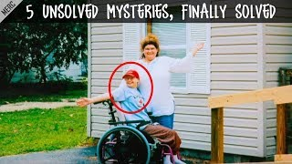 5 Unsolved Mysteries, Finally SOLVED By Surprising Twists   Part 4