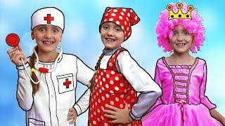 Nastya y papá 25 disfraz | desfile moda