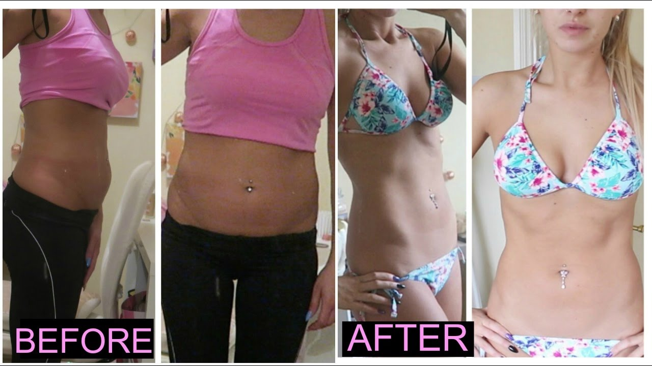 How I lost weight in less than a month! Fast weight los ...