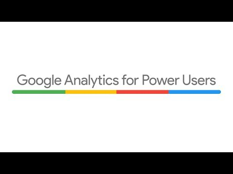 Register for Google Analytics for Power Users