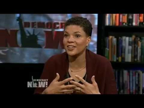 Michelle Alexander & Randall Robinson on the Mass Incarceration of Black America Part 1 of 2
