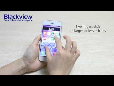 Blackview Ultra A6 video