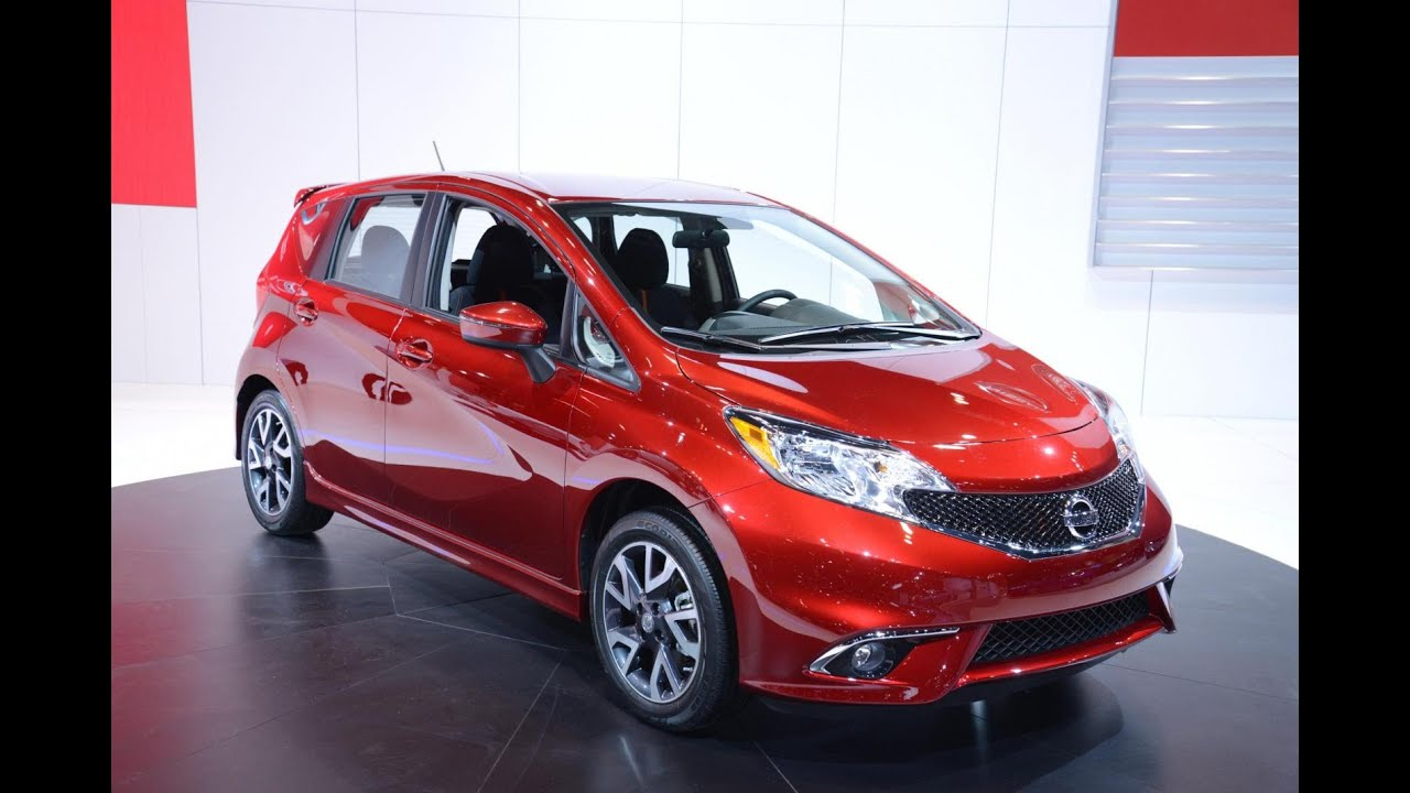 2016 nissan versa note hatchback youtube. Black Bedroom Furniture Sets. Home Design Ideas