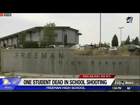 1 Dead, 3 Injured in Wash. State School Shooting