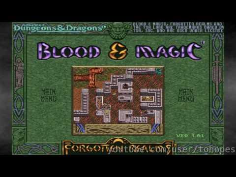 Blood & Magic - Sound Canvas music - 7016 - Old Stone Keep