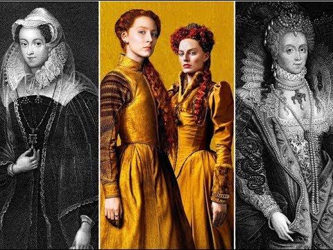 История двух сестер  Мария и Елизавета 2018