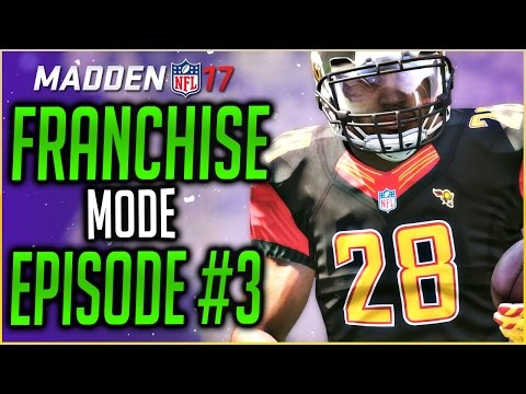 MADDEN 17 FRANCHISE MODE: MEXICO CITY PUSHES FOR PLAYOFFS!