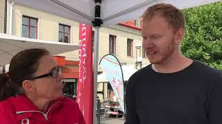 Lärarförbundet Karlskrona, utvecklingssamtal Val 2018 Mp
