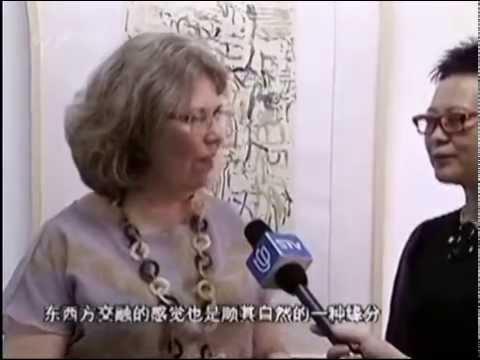 Shanghai Television Segment - Terrell James