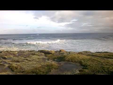 Desde Brasil a Burela: en busca de 'la gran ola'