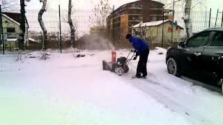 Снегоуборщик Alko Snow Line 560 II (www.mega-garden.ru)